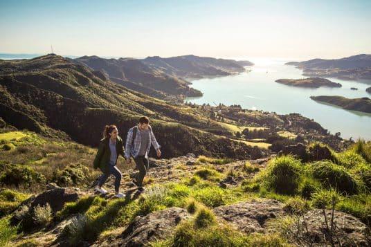 La Nouvelle Zélande en groupe ou en privé Vols compris 15