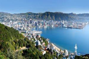 La Nouvelle Zélande en groupe ou en privé Vols compris 4