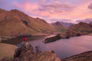 La Nouvelle Zélande en groupe ou en privé Vols compris 9