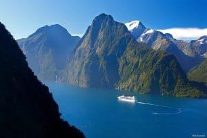 La Nouvelle Zélande en groupe ou en privé Vols compris 10