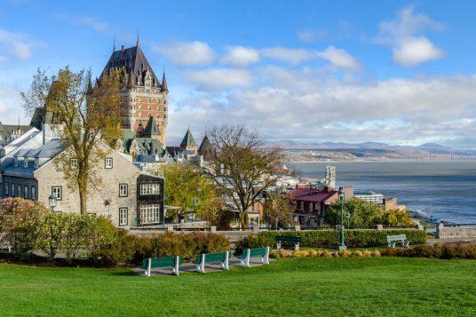 Circuit découverte du Canada en Groupe ou en Autotour 4
