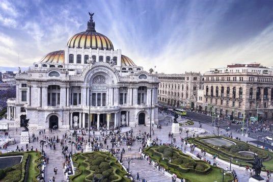 Circuit les incontournables du Mexique Vol compris 1