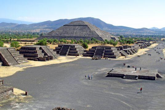Circuit les incontournables du Mexique Vol compris 2