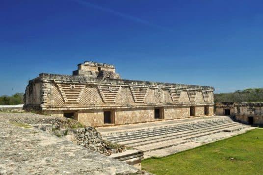 Circuit les incontournables du Mexique Vol compris 9