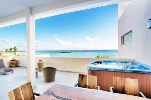 Appartement de Luxe face à la mer à Saint François Guadeloupe 11