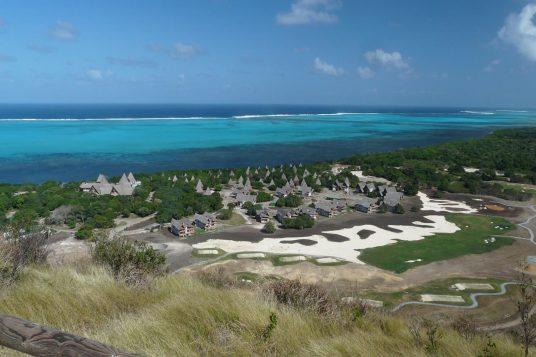 Golf Spa au Sheraton de Bourail 2