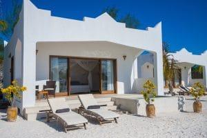 Kono Kono Beach Resort à Zanzibar 3