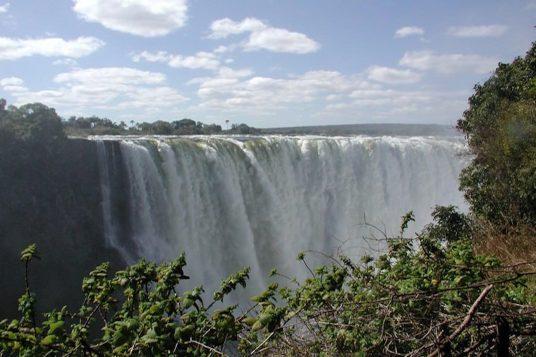 Namibie Botswana Chutes Victoria 18 1