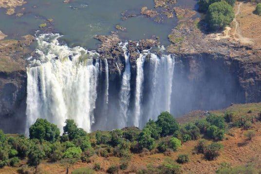 Parc National de Chose Chutes Victoria 7