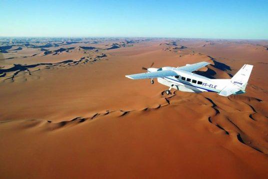 Safaris en avion privé en Afrique Australe Namibie Botswana Caprivi les Chutes Victoria 13