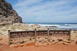 Afrique du Sud cape of good hope