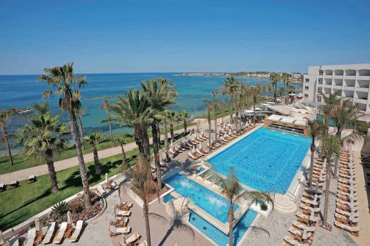 Alexander The Great Beach hotel à Paphos à Chypre 5