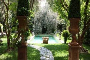 Au cœur de l'orgueilleuse Nîmes nous avons rêvé Jardins Secrets 3