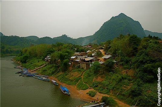Circuit au Nord du Laos Le dépaysement 12