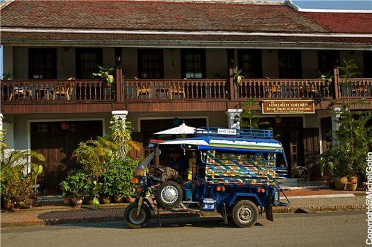 Circuit au Nord du Laos Le dépaysement 13