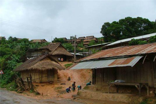 Circuit au Nord du Laos Le dépaysement 5