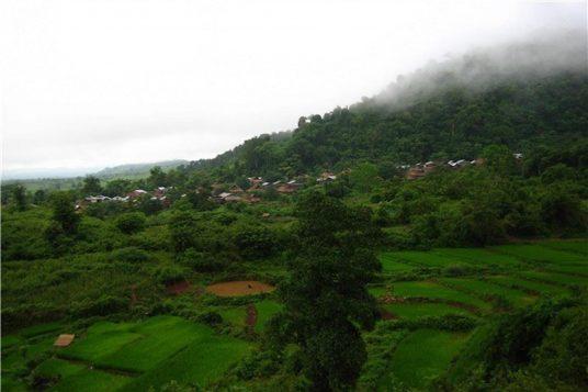 Circuit au Nord du Laos Le dépaysement 6