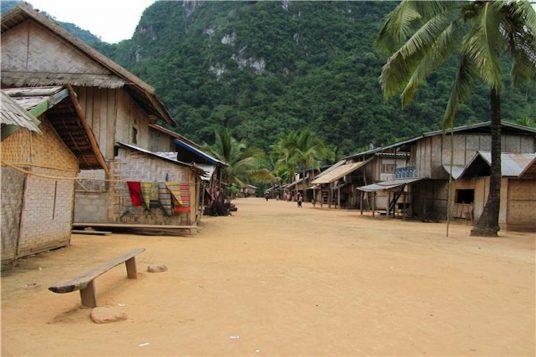 Circuit au Nord du Laos Le dépaysement 8