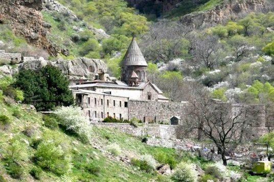 Circuit en Arménie La légende de Noé 4