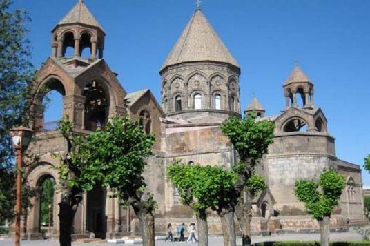 Circuit en Arménie La légende de Noé 5