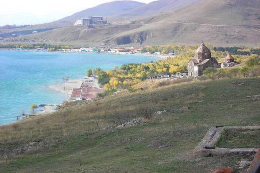 Circuit en Arménie La légende de Noé 6