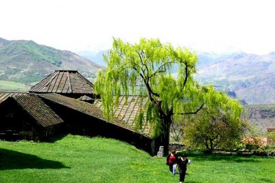 Circuit en Arménie La légende de Noé 7