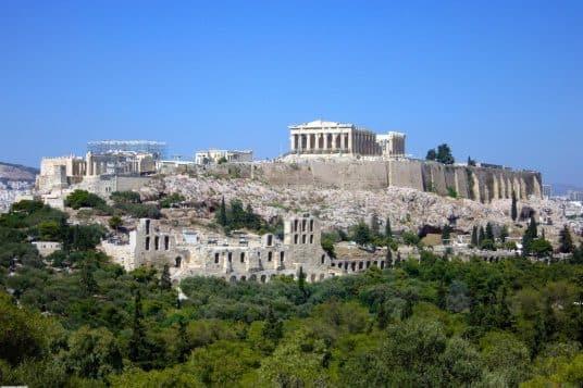 Circuit en Grèce et Météores 2