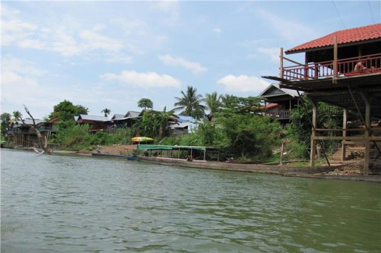 Circuit hors de sentiers battus au Laos 12