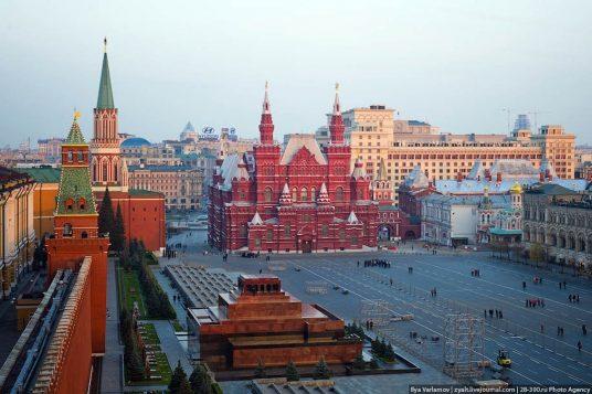 Combiné Moscou St Petersbourg 2
