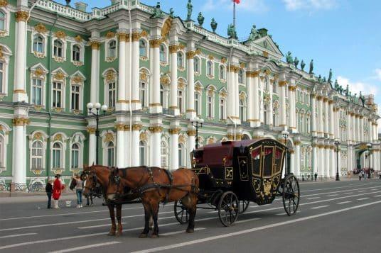 Combiné Moscou St Petersbourg 5