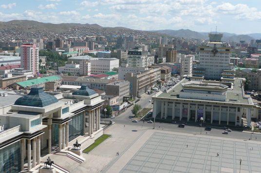 Découverte des plaines de Mongolie 1