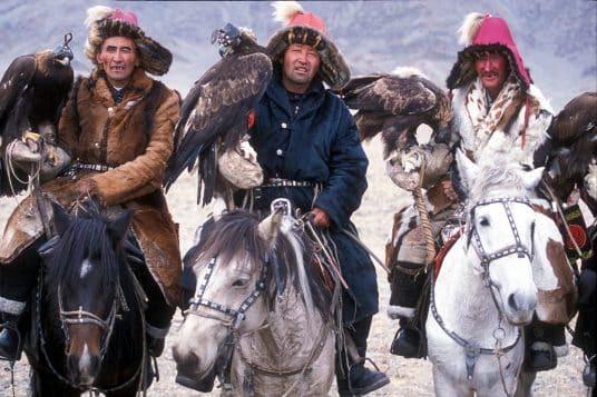 Découverte des plaines de Mongolie 12