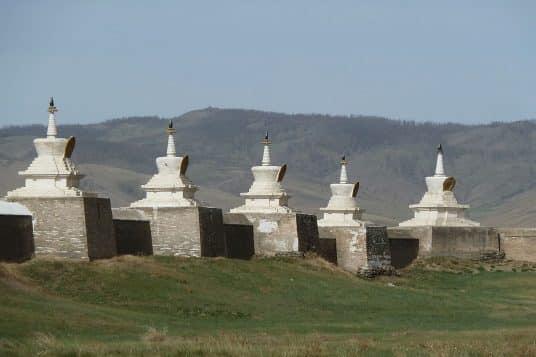 Découverte des plaines de Mongolie 3