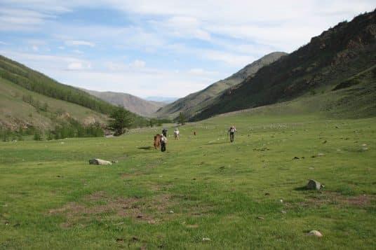 Découverte des plaines de Mongolie 4