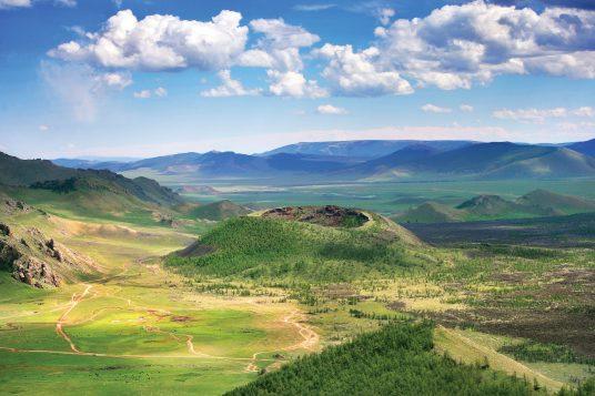 Découverte des plaines de Mongolie 5