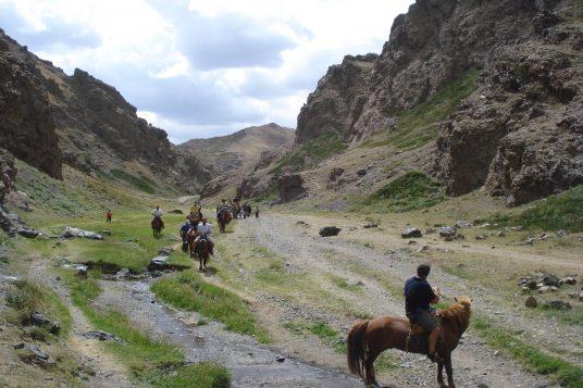 Découverte des plaines de Mongolie 9