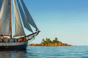 Découvrez les Seychelles à bord d'un vieux Gréement 2