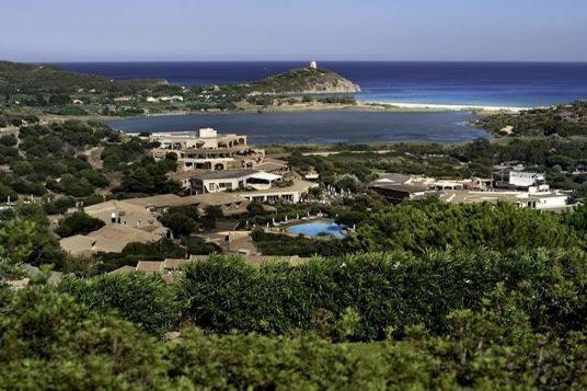 Hôtel Laguna 5 en demi pension en Sardaigne du Sud 7