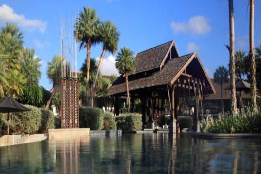La pierre précieuse de Phuket l'hôtel Indigo Pearl 5