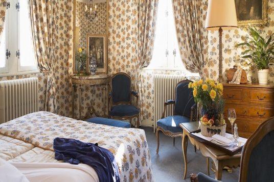 Le Prieuré un hôtel de charme en surplomb de la Loire 5