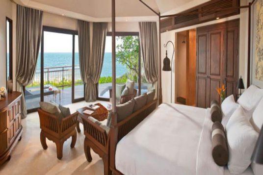 Le luxe se trouve à l'Akaryn Resort Spa à Koh Samui 6