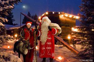 Les fêtes au pays du Père Noël en famille 7