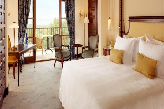 Majorque un hôtel Luxury Collection Hôtel Castillo Son Vida 5