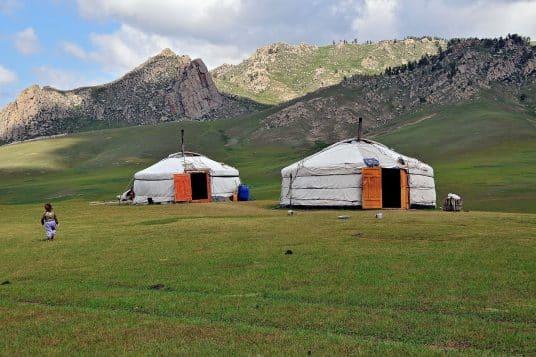 Mongolie Trekking Aventure à Khangai 14