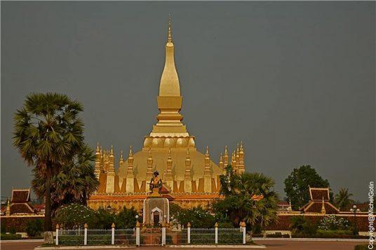 Mosaïque du Laos 7