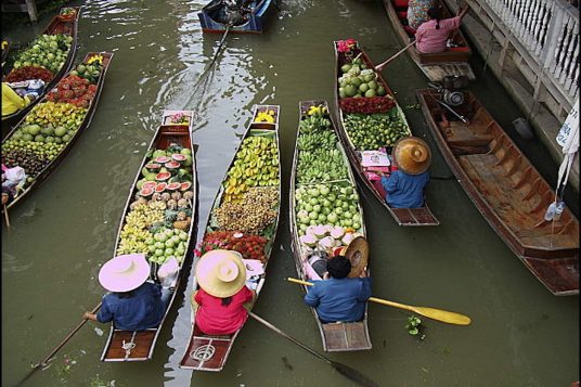 Nord de la Thaïlande et Angkor 2
