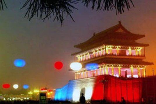 Pékin Xi'an Suzhou Tongli Shanghai vous êtes bien en Chine 10
