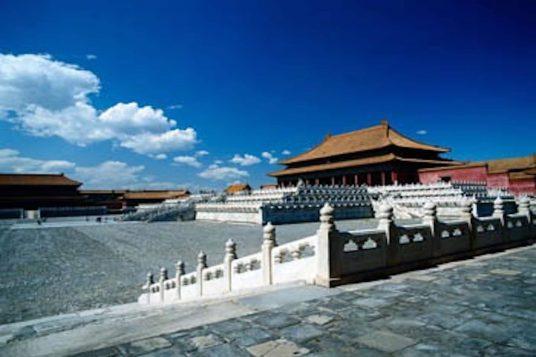 Pékin Xi'an Suzhou Tongli Shanghai vous êtes bien en Chine 4