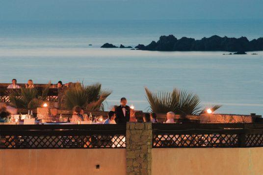 Panorama unique sur la mer en Sardaigne en demi pension 2