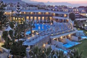 Pas d'enfants au The Island Hotel 4 en Crète en demi pension 3